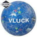 VLUCK ブラックフットサル ボール フットサルボール4号球VL540102D02