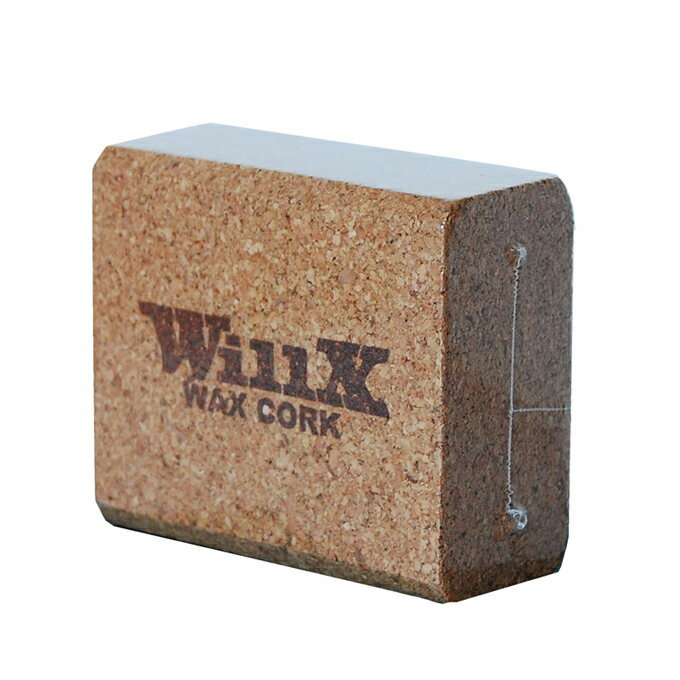 スキー スノーボード チューンナップ用品 コルク WX-09003 ウィリックス WILLX