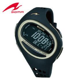 ソーマ ランニングアクセサリ ランニングウォッチ 時計 RUN ONE100SL LARGE DWJ08 0001 SOMA