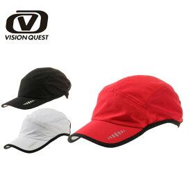 ランニング キャップ メンズ・レディース VQ560501C02 ビジョンクエスト VISION QUEST