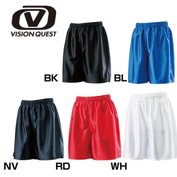 ビジョンクエスト VISION QUEST サッカーウェア JRプラクティスパンツ JRゲームパンツ ジュニア VQ540415D03子供用 ハーフパンツ 短パン