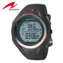 ソーマSOMAランニングアクセサリ ランニング ウォッチ時計 GPS機能付きGlobalONEDYK39-0001
