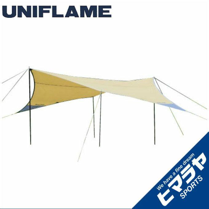 ユニフレーム UNIFLAME タープ Tarp ヘキサタープ REVOタープL 681190