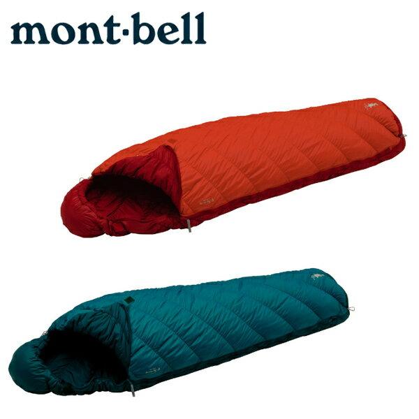 モンベル マミー型シュラフ バロウバッグ #3 1121273 mont bell mont-bell