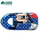 ロゴス ( LOGOS ) 浮き輪 ( ジュニア )ミッキーマウス シービューKIDSサーフ 86003596