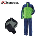 キャスコ Kascoゴルフウェアメンズセットレインウェア 上下セットKRW-016