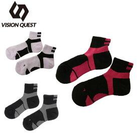 ビジョンクエスト VISION QUESTバスケットソックス ハイイパフォーマンスショートVQ570407D03