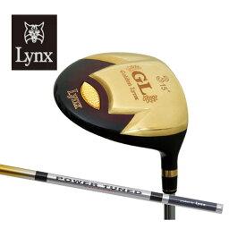 リンクス Lynx ゴルフ フェアウェイ メンズ Golden Lynx2 FW ゴールデンリンクス2 フェアウェイウッド