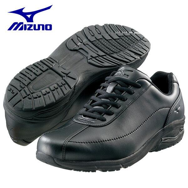 ミズノmizunoウォーキングシューズ メンズ レディースLD-EX01B1GC142209ビジネスシューズ ウオーキング カジュアルシューズ 運動 靴