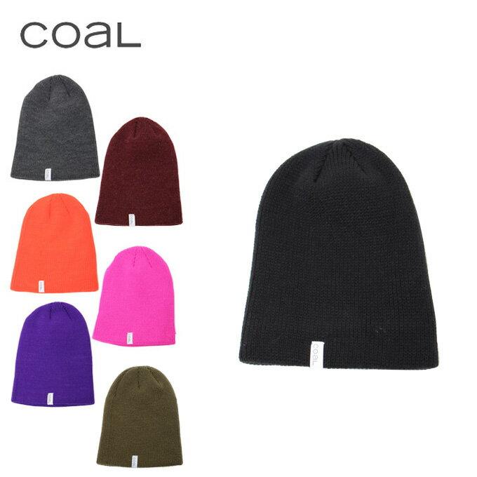コール COALウィンター アクセサリー 帽子 メンズ レディースビーニーTHE FRENA SOLID