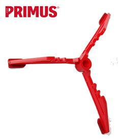 プリムス PRIMUSプリムスカートリッジホルダー アウトドアアクセサリーP-CH-Rカートリッジホルダー レッド アウトドア キャンプ BBQ バーベキュー ストーブ類 アクセ