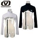 ビジョンクエスト VISION QUESTテニスウェア レディーストップガード UPF+50VQ530301E06