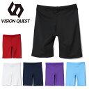 バスケットボール インナー レディース バスケット Lスパッツ VQ570406E02 ビジョンクエスト ( VISION QUEST )