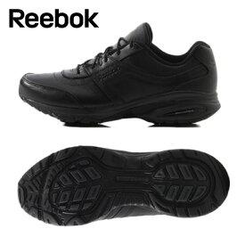 リーボック レインウォーカー ダッシュ DMXMAX 4E BK M48150 ウォーキングシューズ メンズ ビジネスシューズ ウオーキング カジュアルシューズ 運動 靴 Reebok