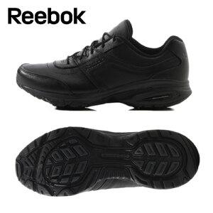 リーボック レインウォーカー ダッシュ DMXMAX 4E BK M48150 ブラック ウォーキングシューズ ビジネスシューズ ウオーキング カジュアルシューズ 運動 靴 メンズ Reebok