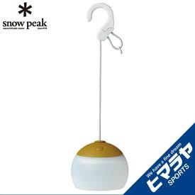 スノーピーク ランタン LEDランタン ほおずき もり 明るさ100lm ES-070GR snow peak