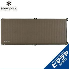 スノーピーク インフレーターマットセット 小型 キャンピングマット2.5w Tm-193 snow peak