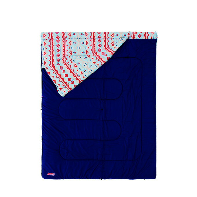 コールマン(ColeMan) シュラフ・寝袋(封筒型) アドベンチャースリーピングバッグ/C5 2000022260 【2人用】