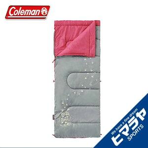 コールマン 封筒型シュラフ グローナイトキッズ C7 ピーチ 2000022263 Coleman