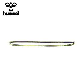 ヒュンメル ヘアバンド リバーシブルヘアゴム HFA9107 5285 hummel