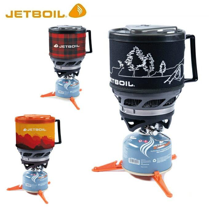 ジェットボイル JETBOIL シングルバーナー MiniMo ミニモ 1824381