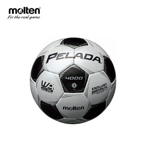 モルテン moltenサッカーボール4号球 小学校用 ジュニアペレーダ4000F4P4000検定球