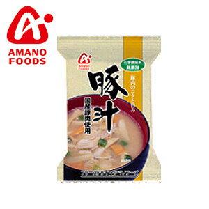 アマノフーズ AMANO FOODS無添加 豚汁アウトドアアクセサリ 食品