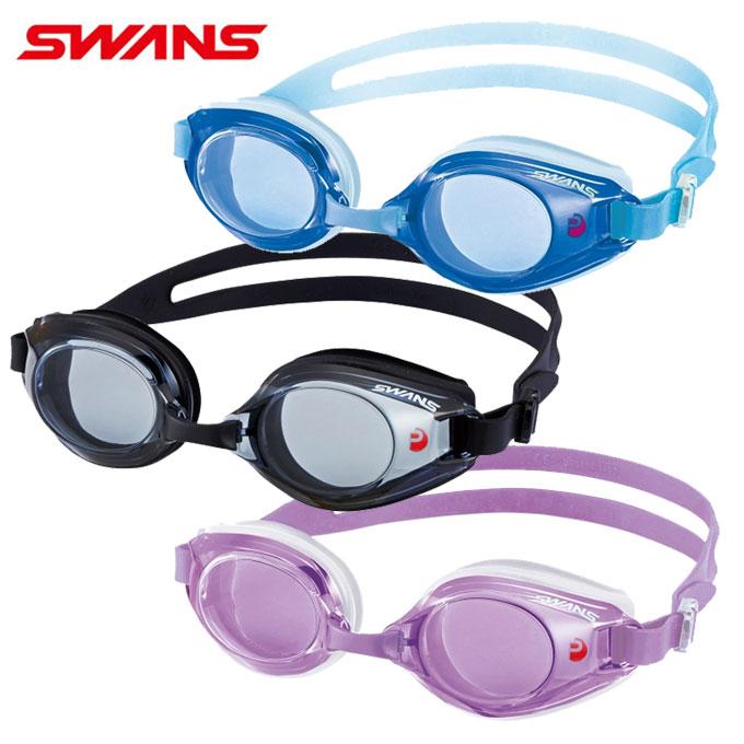 スワンズ SWANS 競泳 フィットネスゴーグル SW-43PAF