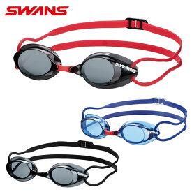 スワンズ SWANS FINA承認 ノンクッション スイミングゴーグル メンズ レディース ジュニア 競泳用ノンクッションゴーグル SR-1N EV