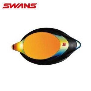 スワンズ SWANSレーシング度付ミラーレンズ PAF SMORSRXCL-MPAFスイムアクセサリー メンズ・レディース
