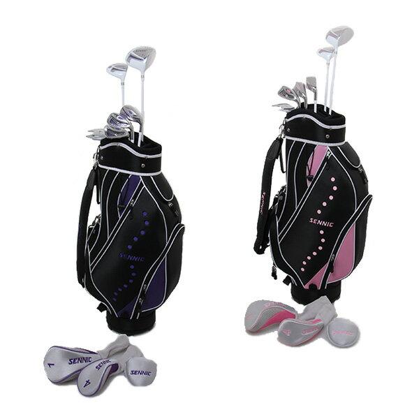 セニック(SENNIC) SNS-5006 L-SET 2x3+PT+CB ゴルフクラブ セット(レディース)