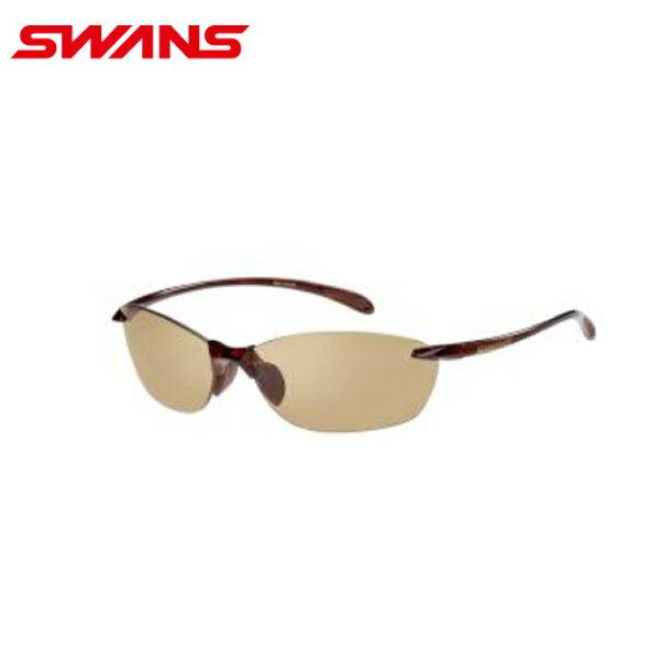 スワンズ SWANSサングラスAirless Leaf-P 偏光レンズSA-608