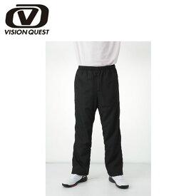 テニスウェア バドミントンウェア ウインドブレーカー パンツ メンズ レディース ウィンドブレーカーパンツ VQ530313E02 ビジョンクエスト VISION QUEST