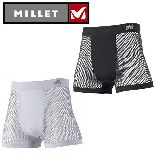 ミレー(MILLET) ボクサーパンツ メンズ ドライナミック メッシュ ボクサー MIV01250