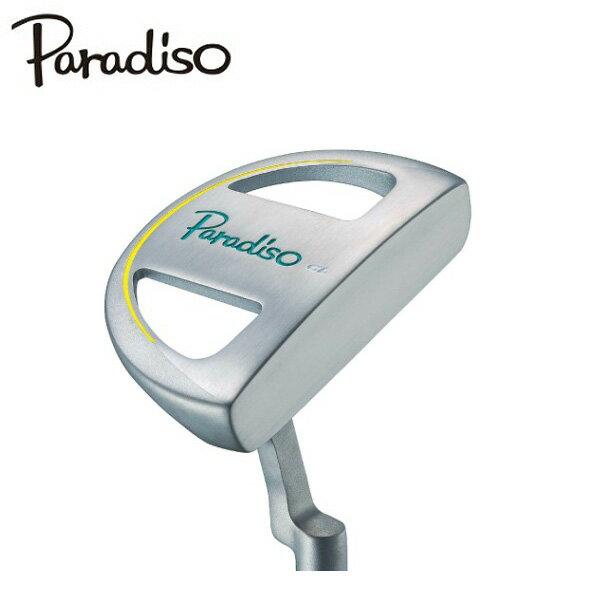 パラディーゾ ParadisoParadiso CL オリジナルシャフト スチールゴルフクラブ パター レディース