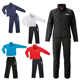 タイトリスト Titleist ゴルフ レインウェア メンズ 上下セット レインスーツ TSMR1592