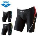 アリーナ arenaFINA ウロコスキンスパッツFAR-4512MNスイムウェア FINAマーク付 競泳水着 メンズ
