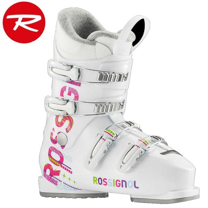 ロシニョール ROSSIGNOL スキーブーツ ジュニア FUNGIRL J4