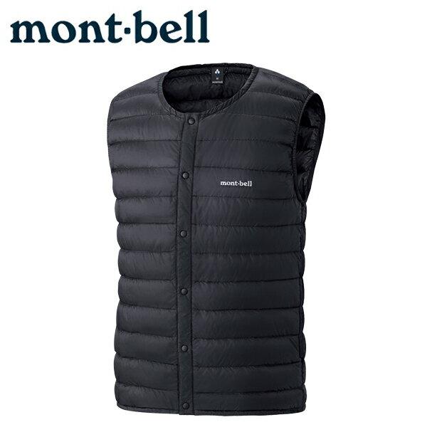 モンベル(mont bell) ダウンベスト メンズ スペリオダウン ラウンドネックベスト Men's 1101505