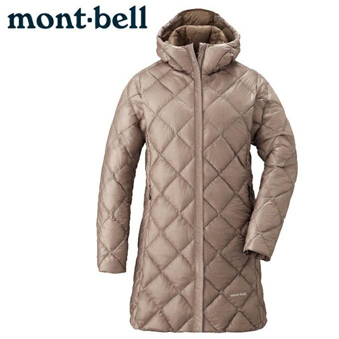 モンベル mont bell ウィンドブレーカジャケット レディース スペリオダウントラベルコート Women's 1101481