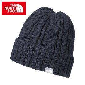ノースフェイス Cable Beanie NN41520_DN トレッキング ニット帽 メンズ THE NORTH FACE