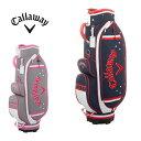 キャロウェイ Callawayゴルフ キャディバッグ レディースCallaway Relish Club Case Women's 16 JM