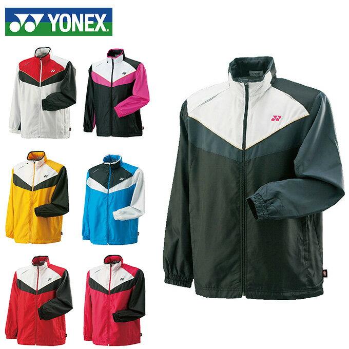 ヨネックス YONEX テニス バドミントン ウェア ウェア 裏地付ウィンドウォーマーシャツ 70049
