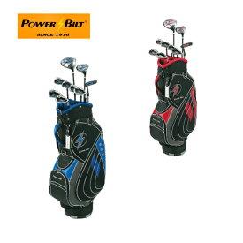 パワービルト POWER BILTゴルフ クラブセット メンズFZ-3 HBS-5005 M-SET初心者セットお買い得セット