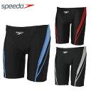 スピード speedo FINA承認 競泳水着 ハーフスパッツ ジュニア FLEX Zero ジャマー SD66C07