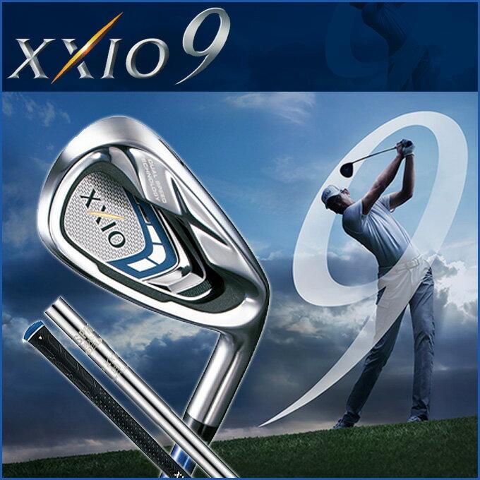 ゼクシオ XXIOゴルフクラブゼクシオ ナイン アイアン 5本セット メンズN.S.PRO 890GH DST for XXIO スチールシャフトXXIO9