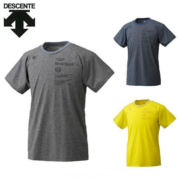 デサント DESCENTEハーフスリーブシャツ DAT-5602