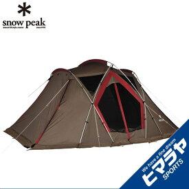 【ポイント5倍 11/18 8:59まで】 スノーピーク スクリーンテント リビングシェル 4人用 TP-623R snow peak