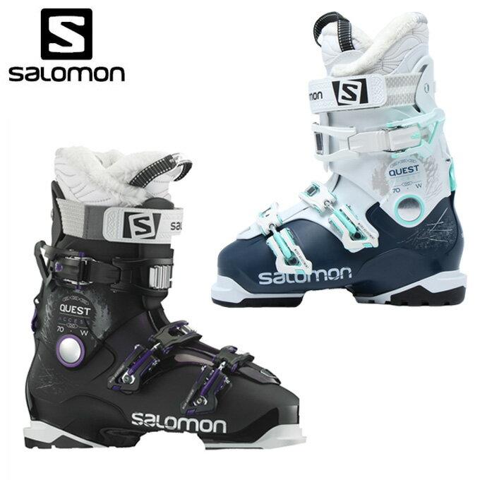 サロモン salomon QUEST ACCESS70W レディーススキーブーツ【15-16 2016モデル】【国内正規品】
