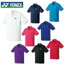 ヨネックス テニスウェア バドミントンウェア ゲームシャツ ジュニア キッズ ポロシャツ 10300J 日本バドミントン協会審査合格品 YONEX